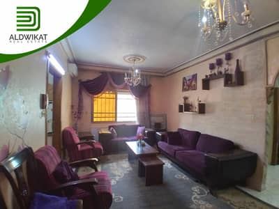 3 Bedroom Flat for Sale in Khalda, Amman - شقة للبيع في خلدا طابق ارضي بسعر مغري 130 الف مع حديقة و ترس و مساحة داخلية 170 م