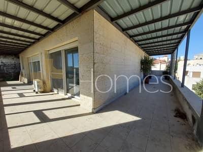 فلیٹ 3 غرف نوم للبيع في دابوق، عمان - روف طابقي دوبلكس مع ملحق وترسات للبيع في دابوق، مساحة بناء اجمالية 210 م
