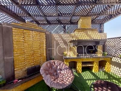 4 Bedroom Flat for Rent in Um Al Summaq, Amman - شقة اخير مع روف وترس مفروشة للايجار في ام السماق، مساحة بناء كلية 280 م