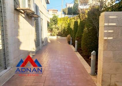 4 Bedroom Flat for Sale in Rabyeh, Amman - Ground Floor With Garden For Sale , 4-bed room , In Al Rabia