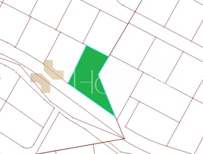 Residential Land for Sale in Wadi Al Seer, Amman - ارض تصلح لمشروع اسكان و مشروع فلل للبيع في البحاث بمساحة 1251م