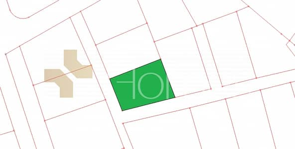 Residential Land for Sale in Al Ameer Rashed District, Amman - ارض تصلح لمشروع اسكان في عمان - ضاحية الامير راشد بمساحة 515م