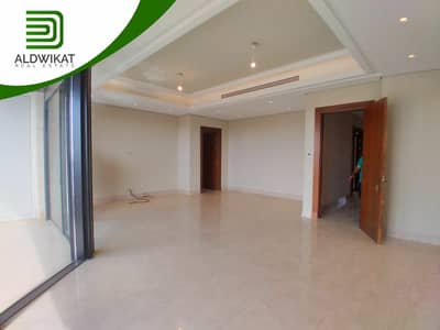 4 Bedroom Flat for Rent in Dabouq, Amman - شقة للايجار في دابوق طابق ارضي مساحة البناء 350 م