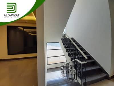 4 Bedroom Villa for Sale in Dabouq, Amman - فيلا للبيع في دابوق الحمارية متلاصقة مساحة البناء 430 م مساحة الارض 300 م