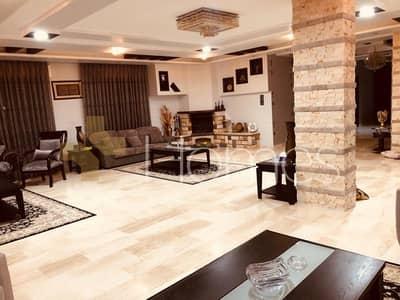 5 Bedroom Villa for Sale in Al Sarou, Al Salt - فيلا مستقلة مفروش مع مساحة خارجية للبيع في السرو، مساحة ارض 1000 م