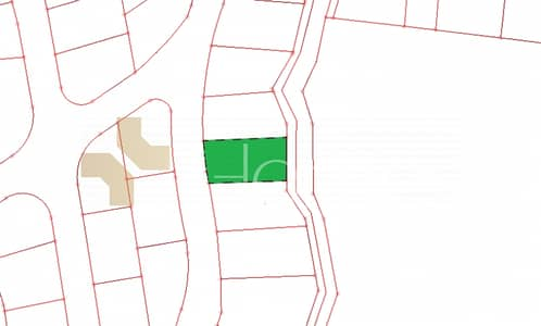 Commercial Land for Sale in Naour, Amman - ارض استثمارية للبيع في عمان - ناعور بمساحة 500 م