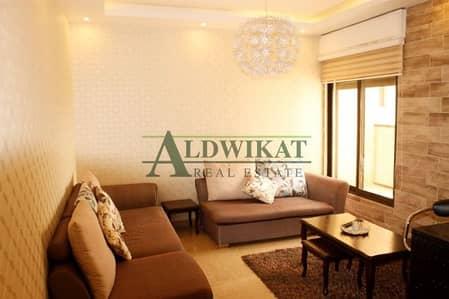 2 Bedroom Commercial Building for Rent in Al Swaifyeh, Amman - شقه مفروشه للايجار في اجمل مناطق الصويفيه
