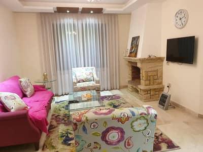 شقة 3 غرفة نوم للبيع في الرابية، عمان - شقه فاخره مفروشه للبيع في الرابيه 3 نوم