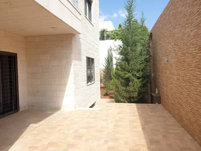4 Bedroom Apartment for Sale in Al Swaifyeh, Amman - شقه دوبلكس مع حديقه للبيع