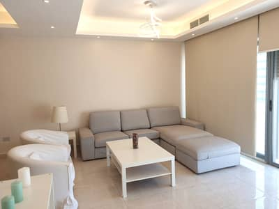 2 Bedroom Apartment for Rent in Abdun, Amman - Amazing Fully Furnished Apartment For Rent 130m2 - 2nd Floor In Abdoun