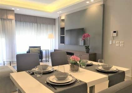 2 Bedroom Apartment for Rent in Abdun, Amman - Amazing Apartment Fully Furnished In Abdoun For Rent Yearly .