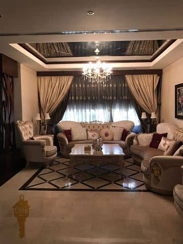 5 Bedroom Villa for Sale in Al Swaifyeh, Amman - Photo