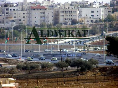 Commercial Land for Sale in Jamaa Street, Amman - Photo