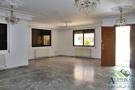 5 Bedroom Villa for Rent in Al Swaifyeh, Amman - Photo