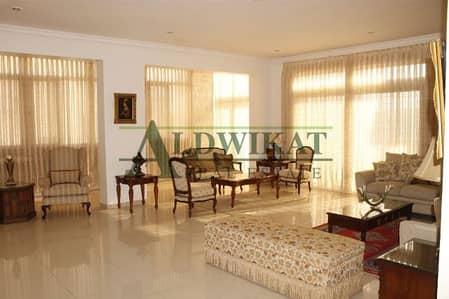 3 Bedroom Commercial Building for Rent in Abdun, Amman - روف فاخر جدآ في اجمل مناطق عبدون مفروش فرش فاخر جدآ بسعر مناسب السعر(20000)الف